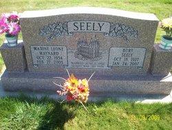 Burt Seely