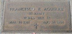 Francisco E. Aguirre