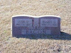 Josie Olie <i>Slaughter</i> Bacon
