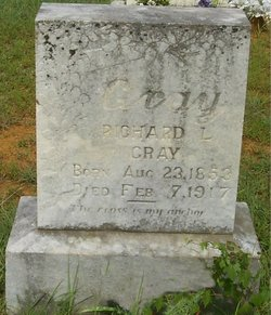 Richard L. Dick Gray