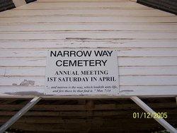 Narrow Way Cemetery