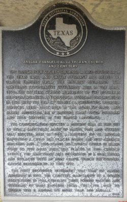 Danevang Lutheran Church Cemetery