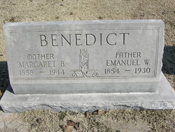 Margaret Maggie <i>Brown</i> Benedict