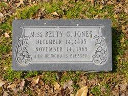 Betty Grace Jones