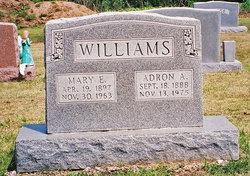 Mary Ellen <i>Wall</i> Williams