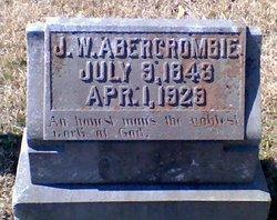 J. W. Abercrombie