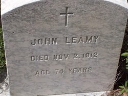John Leamy