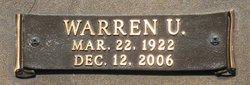 Warren Tookie Davis