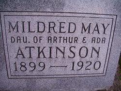 Mildred May Atkinson