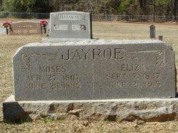 Eliza Jane <i>Williamson</i> Jayroe