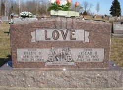 Oscar Harold Love, Sr