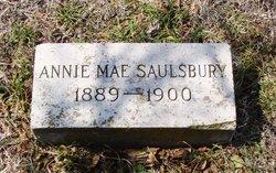 Annie Mae Saulsbury