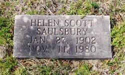 Helen <i>Scott</i> Saulsbury