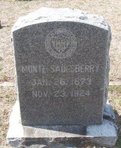 Monte Saulsbury