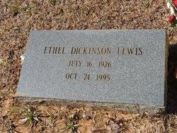 Ethel Irene <i>Dickinson</i> Lewis
