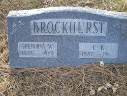 Laura Davies <i>Kennedy</i> Brockhurst