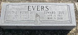 Edward Tut Evers