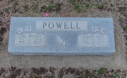 Albert Cleo Fat Powell