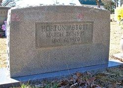 Horton Abbott