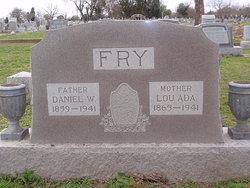 Daniel Webster Fry