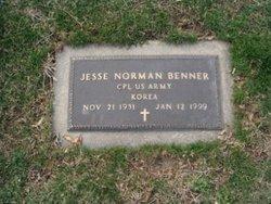 Jesse Norman Benner