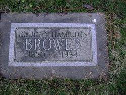 Dr John Hamilton Brower