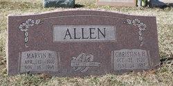 Marvin H. Allen