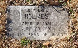 Lucy Lane Holmes