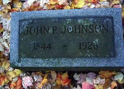 John P. Johnson