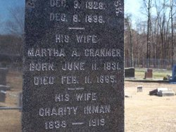 Martha <i>Cranmer</i> Holmes