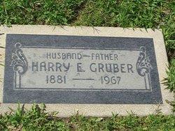 Harry E. Gruber