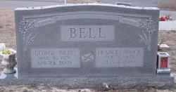 Frances <i>Brock</i> Bell