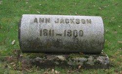 Ann Jackson