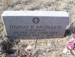 Thomas D. Archuleta