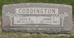 Alice M. Coddington
