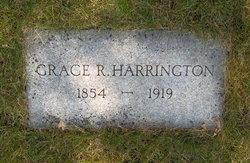 Grace <i>Ross</i> Harrington