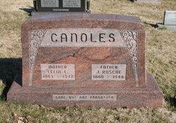 Lelia Josephine <i>Lincoln</i> Canoles
