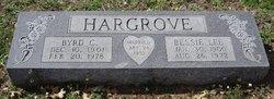 Bessie Lee <i>Johnson</i> Hargrove