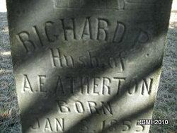 Richard Paschal Atherton