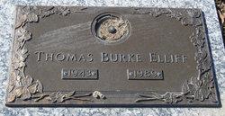 Thomas Burke Elliff, Sr