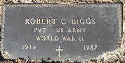 Robert C Biggs