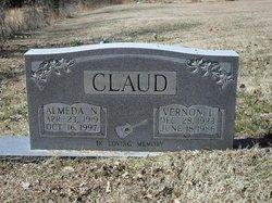 Almeda N Claud