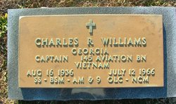 Charles Ross Williams