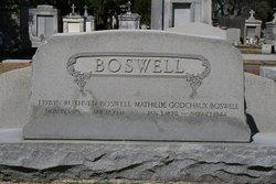 Mathilde <i>Godcheaux</i> Boswell