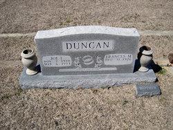 Frances M. Duncan