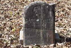 Samuel M Hight
