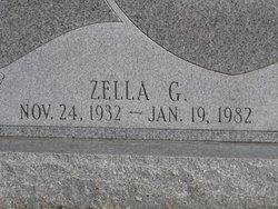 Zella Grace <i>Glines</i> Mayes