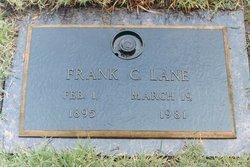 Frank Lane
