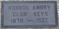 Monroe Amory Clun Keys
