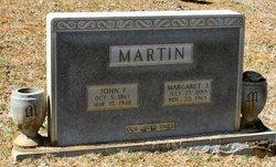 Margaret Jane <i>Blackwell</i> Martin